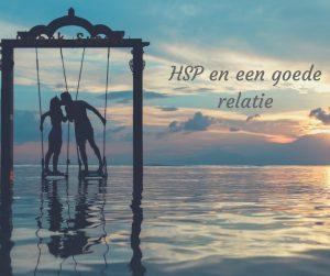 HSP relatie tips hoogsensitief